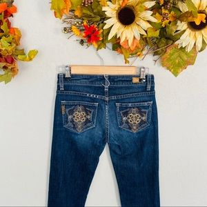 Paige Anthropologie Melrose Jeans Size 25
